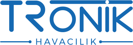 Tronik Savunma ve Havacılık Logo